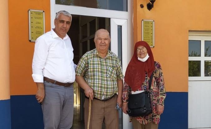 Aydınlı çiftten AFAD'a 150 bin lira bağış!