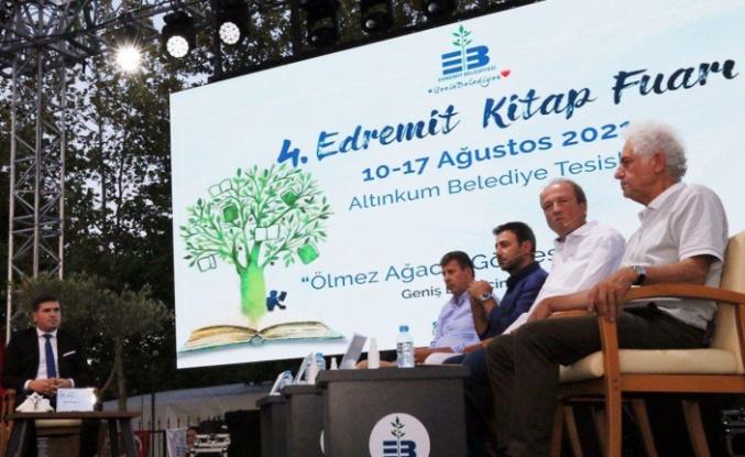 İstanbul'un 4 başkanı Edremit'te buluştu