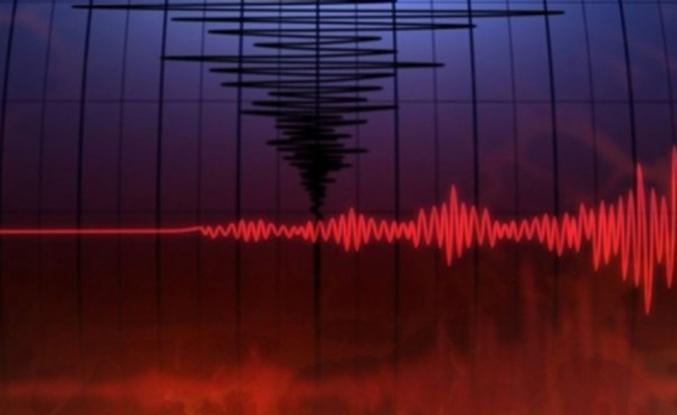 Muğla Datça'da 4,4 büyüklüğünde deprem