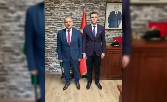 Yücel Bektaş MHP Darıca İlçe başkanı oldu