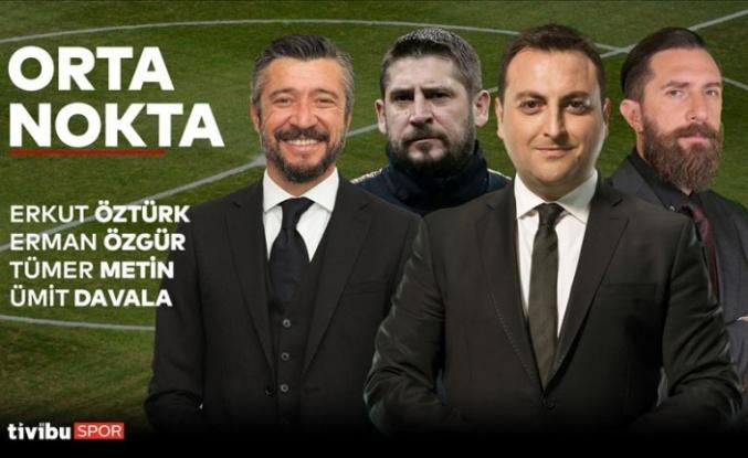 """Tümer Metin ve Ümit Davala Tivibu Spor'da """"yorumlayacak"""""""