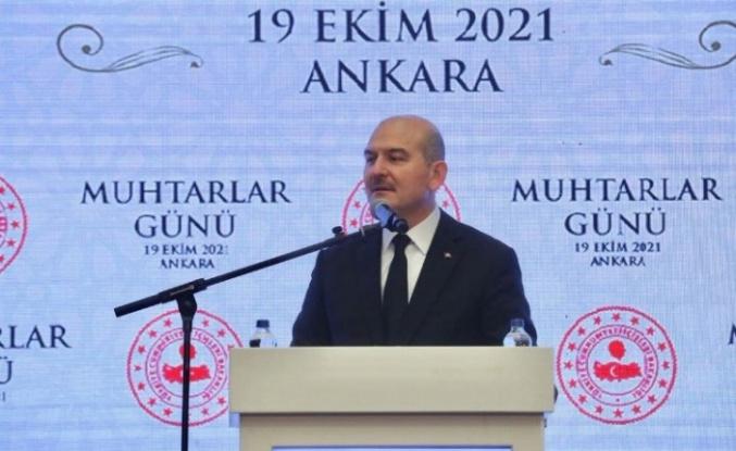 """Bakan Soylu: """"Türk yargısı bitti demeden bitmez"""""""