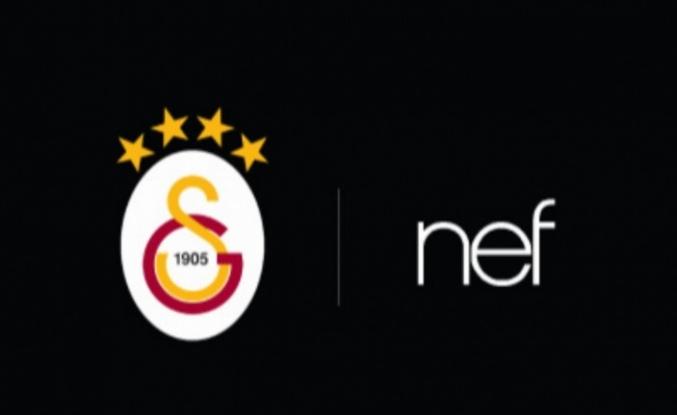 Galatasaray Stadı'nın yeni sponsoru NEF oldu