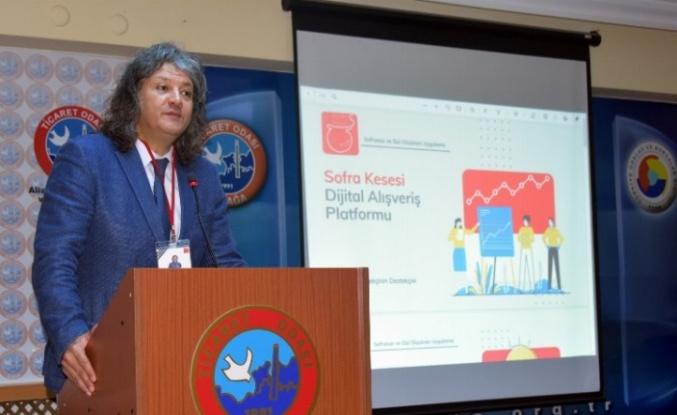 İzmir Aliağa'da esnaf için dijital pazar