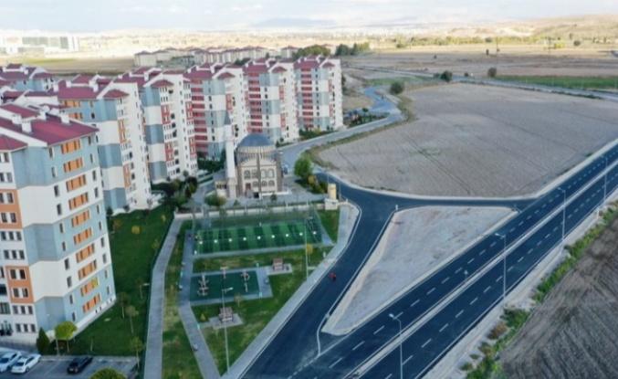 Kayseri Kocasinan'da yeni bir şehir kuruluyor