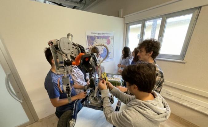 Kocaeli'de üniversite öğrencileri insansız