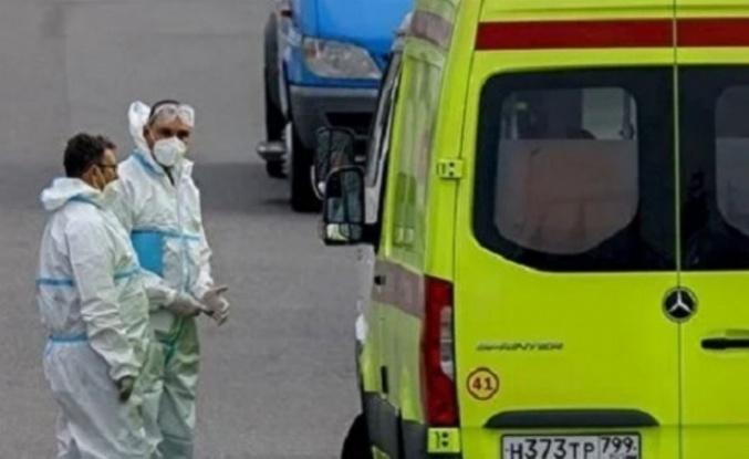 Rusya'da Koronavirüs'ten can kaybı rekoru