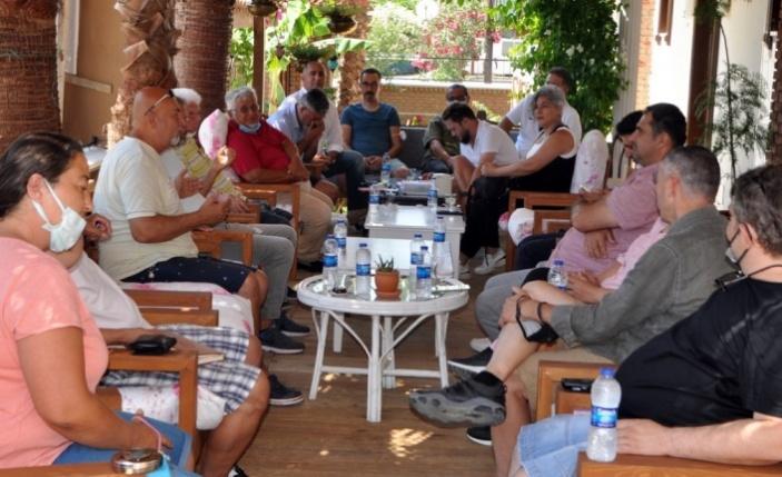 CHP Ortaca'dan 'turizm' çığlığı yükseldi