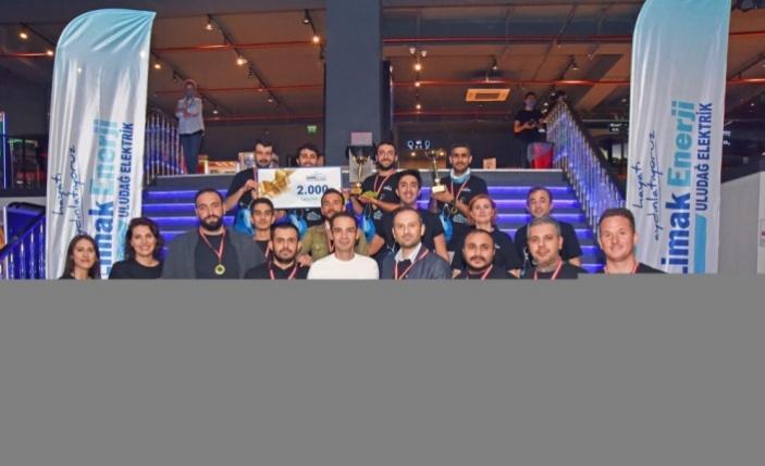 Limak Enerji basın mensuplarını bovling turnuvasında buluşturdu